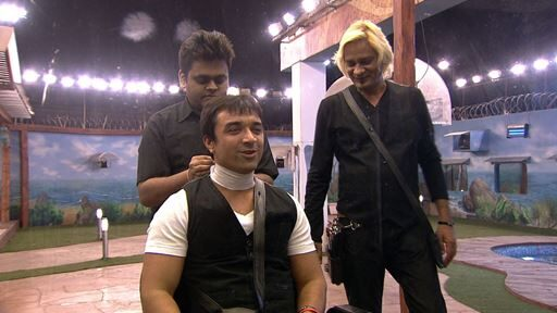 The finalists get love from Bigg Boss