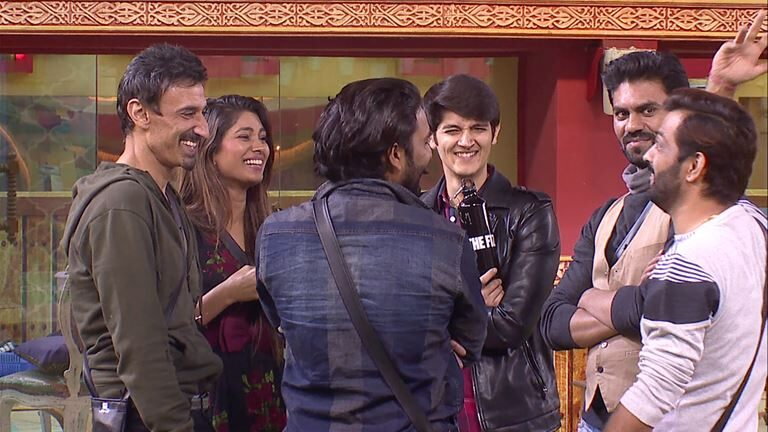 Unseen Undekha Day 42: The housemates plan a fake fight